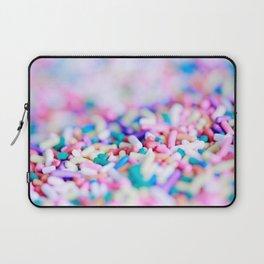 Candy Sprinkles Laptop Sleeve
