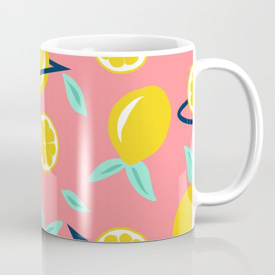 Lemons party #society6 #decor #buyart by designdn