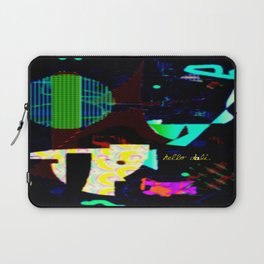 Hello Dali? (Available with or without lettering.) Laptop Sleeve