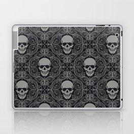 skull texture Laptop & iPad Skin