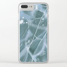 ICE-Cold as Ice Clear iPhone Case