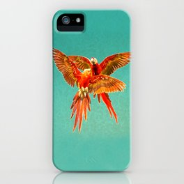 INFLIGHT FIGHT iPhone Case