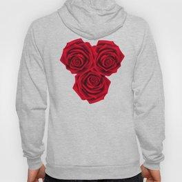 Red  Roses Hoody
