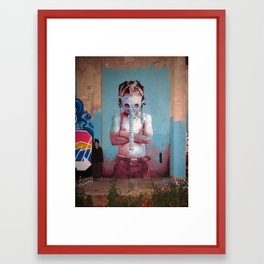 March 11 Framed Art Print