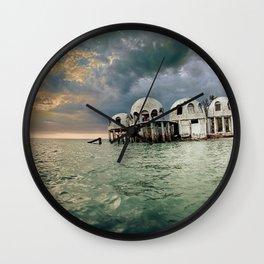 Cape Romano Wall Clock