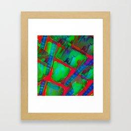 Windows of Wonder Framed Art Print