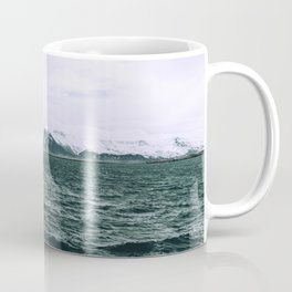 SEA - SNOW - OCEAN - ICE - COLD - COOL - PHOTOGRAPHY Coffee Mug