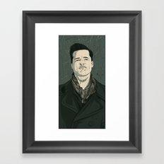 A.R. Framed Art Print