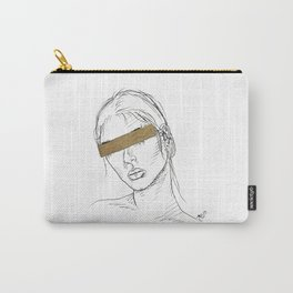 Gold Bar Carry-All Pouch