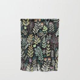 Dark Botanic Wall Hanging