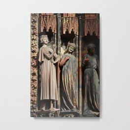 Strasbourg Cathedral Metal Print