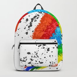 Rainbow Freckles Backpack