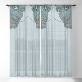 Dali Sheer Curtain
