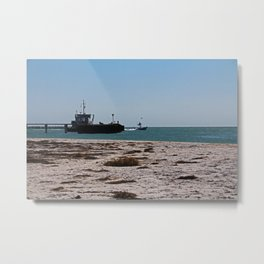 Back to Your Heart Metal Print