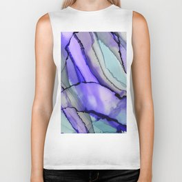 Purple Haze Biker Tank