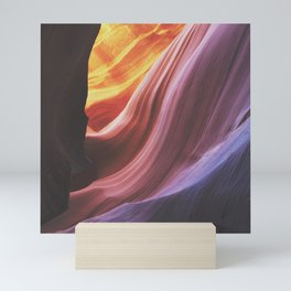 Antelope Canyon Mini Art Print