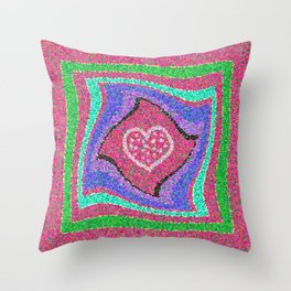 Merry Merry! Happy holidays, everyone! Throw Pillow