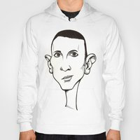 marc johns Hoodies featuring Marc Almond, Soft Cell by Mr Shins