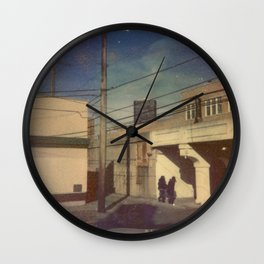 The Perfect Moment Large Wall Clock