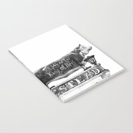 HOMESTEAD plain Notebook