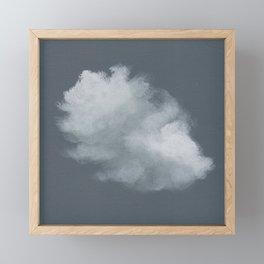Dare to Dream - Cloud 60 of 100 Framed Mini Art Print