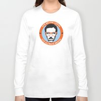house md Long Sleeve T-shirts featuring HOUSE MD: IT'S NOT LUPUS, IT'S BEETS by MDRMDRMDR