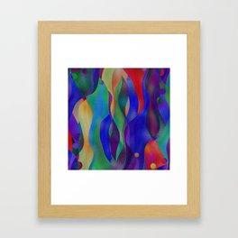 Colorflow Framed Art Print