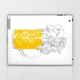 Ice Cold Bee(a)rs Laptop & iPad Skin