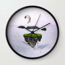 Island of Hope Wall Clock