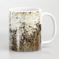 batik Mugs featuring BATIK by ED design for fun