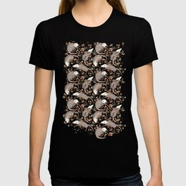 Opossum and Roses T-shirt