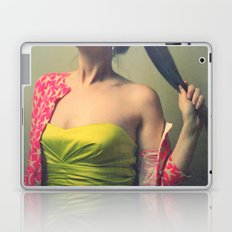 off with her head! Laptop & iPad Skin