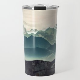 Shades of Mountain Travel Mug