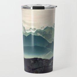 Shades of Mountain Travel Mug