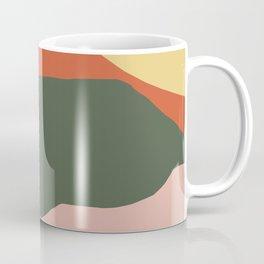 Mountains of Colors Coffee Mug