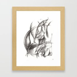 Mind Castle Framed Art Print