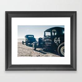 The Race of Gentlemen 15 Framed Art Print