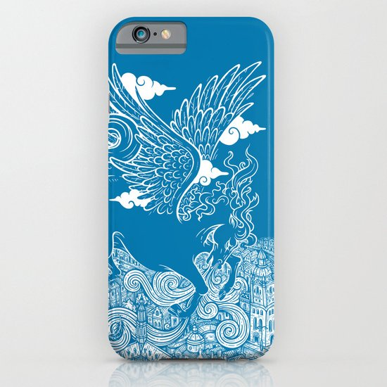 The Last Day of Pegasus iPhone & iPod Case
