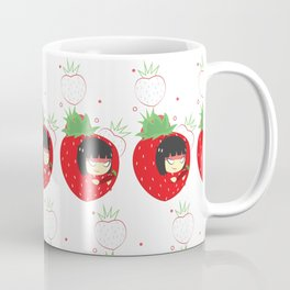 Spicy Ichigo Coffee Mug