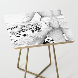 The Swim Side Table