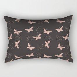 Flutterby-O Rectangular Pillow