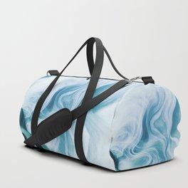 Marble sandstone - oceanic Duffle Bag