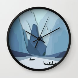 My Nature Collection No. 18 Wall Clock