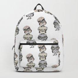 Owl Totæm Backpack