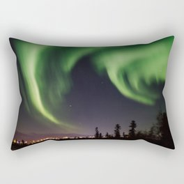 Auroras I Rectangular Pillow