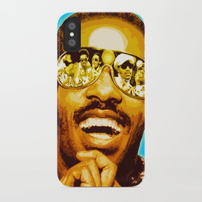 """STEVIE WONDER: iWONDER"" iPhone Case"