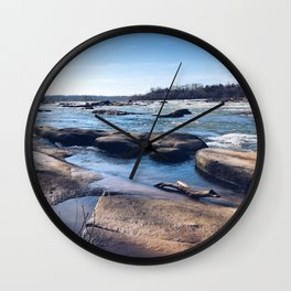 On the James Wall Clock