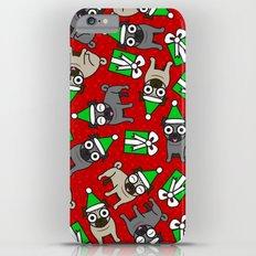 Merry Pugs iPhone 6s Plus Slim Case