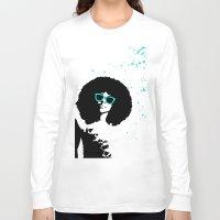 scorpio Long Sleeve T-shirts featuring Scorpio by Bree Stillwell Craft