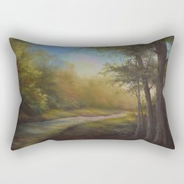 The Last Mile Rectangular Pillow